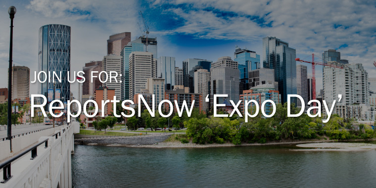 ReportsNow 'Expo Day'