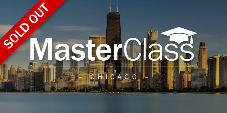 MasterClass - Chicago SOLD OUT