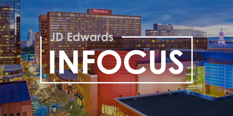 JD Edwards INFOCUS19