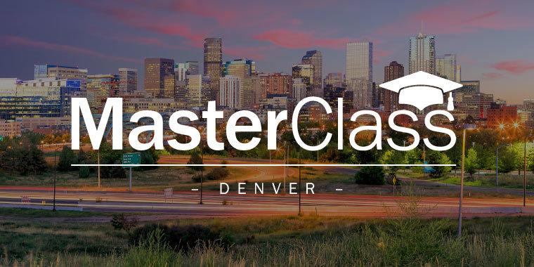 MasterClass - Denver
