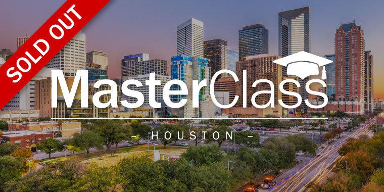 MasterClass - Houston