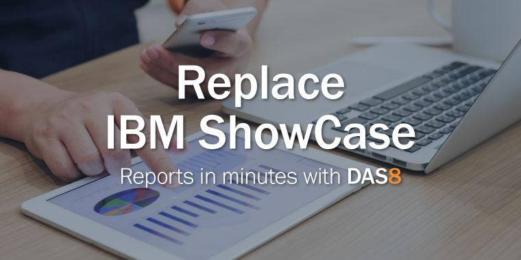 Replace IBM Showcase