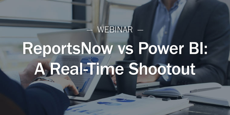 ReportsNow vs Power BI: A Real-Time Shootout