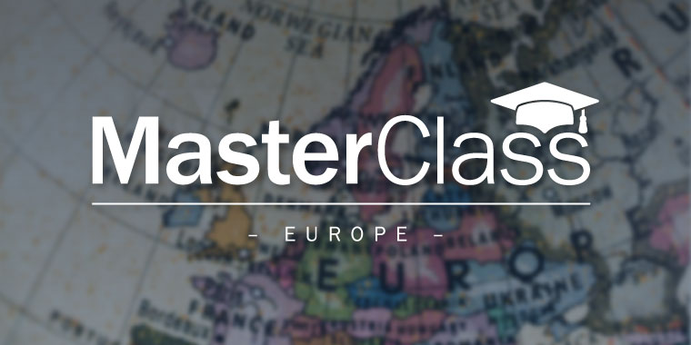 MasterClass - Europe (For Partners)