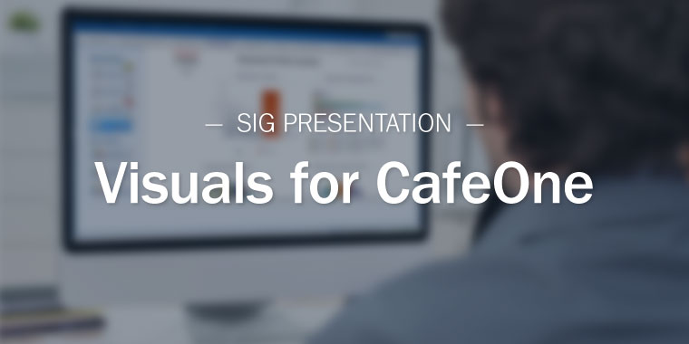 SIG Presentation Visuals for CafeOne