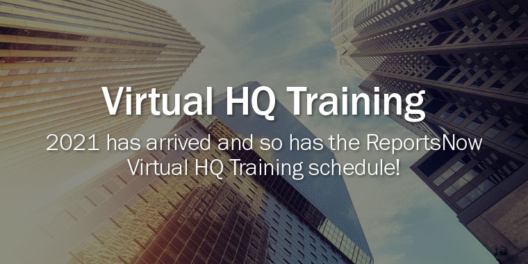 Virtual HQ Training
