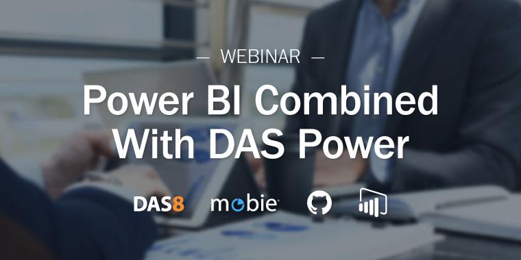 Power BI Combined with DAS Power