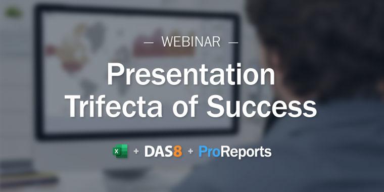 Presentation Trifecta of Sucess